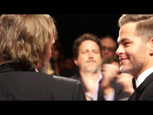 Cannes2016 - Un Certain Regard Hell or High Water : Chris Pine, Ben Foster