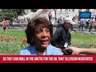 Maxine Waters: Tension in Syria