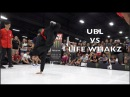 UBL Vs Life Whakz | Finals | Hit The Breaks 2016 | Pro Breaking Tour | BNC