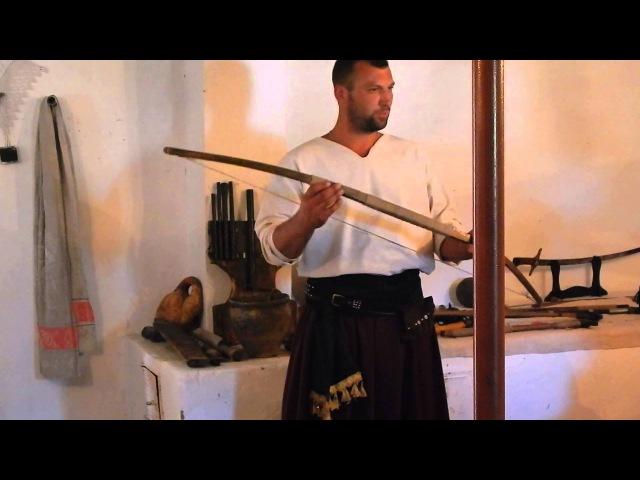 Відлуння віків.Зброя козаків