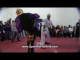 Bobby Wallace v Michael Page - Men's team sparring - 2010 Ocean States