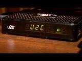 U2C Denys H.265. (SAT+IPTV) Общий обзор.