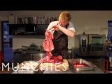 Как готовят хаггис в Шотландии (традиционное блюдо из бараньих потрохов)