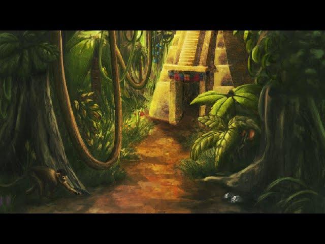 Tribal Jungle Music - Mayan Pyramids