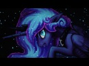 Princess Luna mlp speedpaint