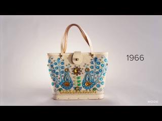 100 лет истории женской сумочки