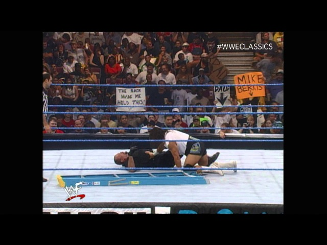 [My1] SmackDown 8/26/99 - Part 3 of 6, Hardcore Title: Al Snow vs Big Boss Man