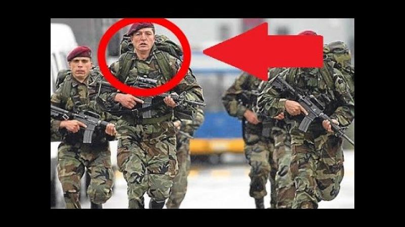 Kandile Tek Başına Giden Bordo Bereli Asker