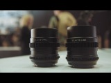 [EU] SLR Magic Announces New Cine 35mm & 75mm Cine Lenses - Cine Gear 2016