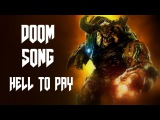 DOOM SONG - Hell to Pay by Miracle Of Sound (Epic Metal)
