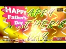 Happy Father's Day Wishes, Father's Day Greetings, Father's Day Animation, 2016, Video