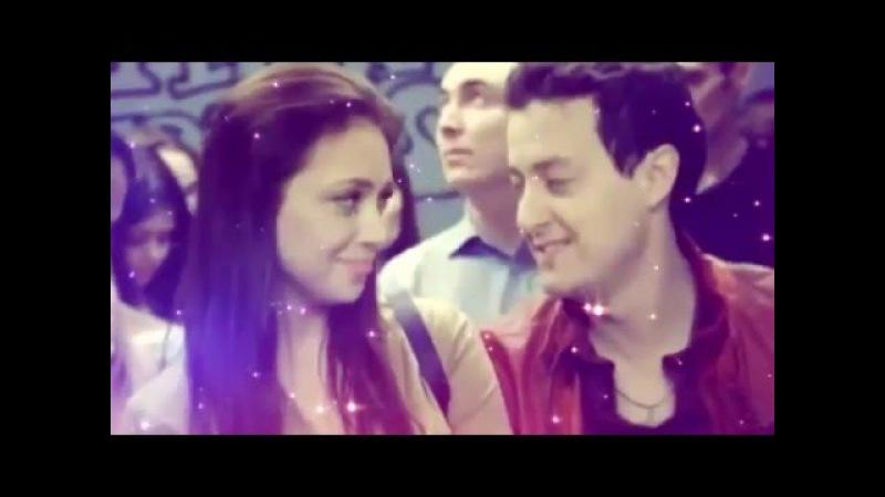 Кристина Антон и Юля Антон и Элона   Универ   Верни мою любовь   - Часы - нежность