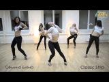 Школа танцев Top-Dance. Classic Strip. Елена Сёмина