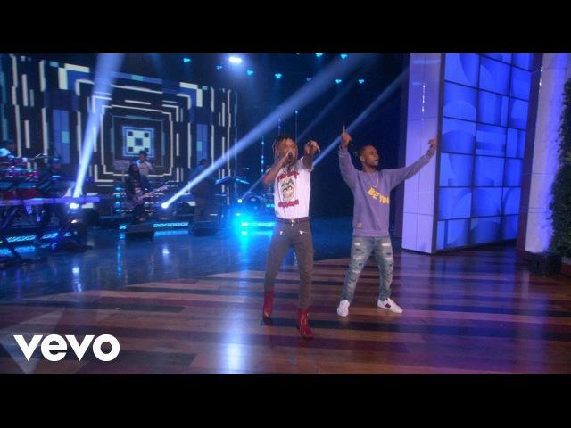 Rae Sremmurd - Black Beatles (Live On The Ellen DeGeneres Show/2017) ft. Gucci Mane