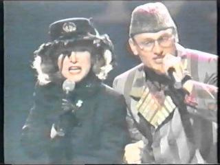 Звуковая дорожка (РТР, 1997) Людмила Гурченко и MC MD Павлов-Московские окна