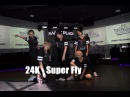 24K투포케이 - Super Fly날라리 dance cover by Censored
