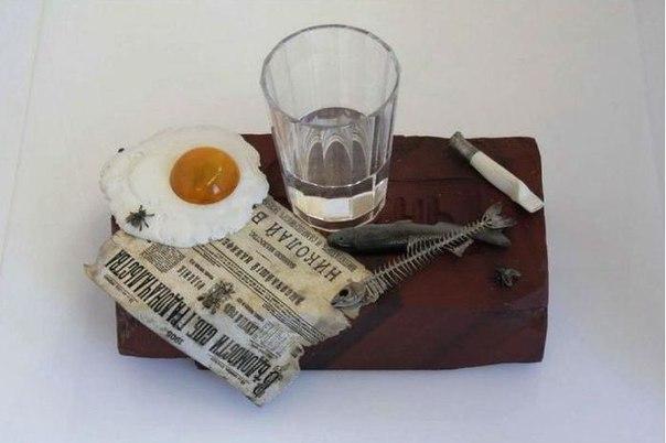 фаберже пролетарский завтрак