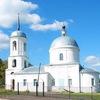 Храм Вознесения Господня в Сатино-Русском