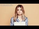 Субтитры Люси Хейл играет в игру Две правды и одна ложь Teen Vogue
