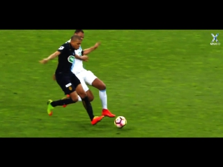 Kylian Mbappe - Association Sportive de Monaco Football Club