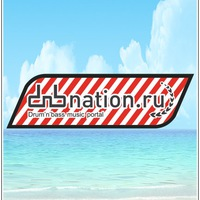 Логотип DNBNATION - drumnbass & jungle community