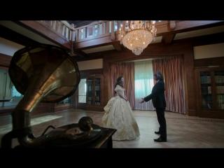 Танец Румпеля и Белль / Однажды в сказке 4 сезон, 1 серия (2014)