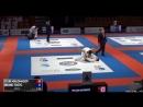 Ayub Magomadov vs Bruno Tosto WorldPro17 bjf_нашилюди