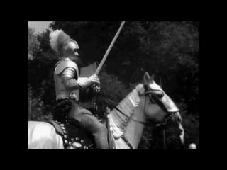 Черная стрела (1948). Турнир между сэром Дэниэлом Брекли и Диком Шелтоном