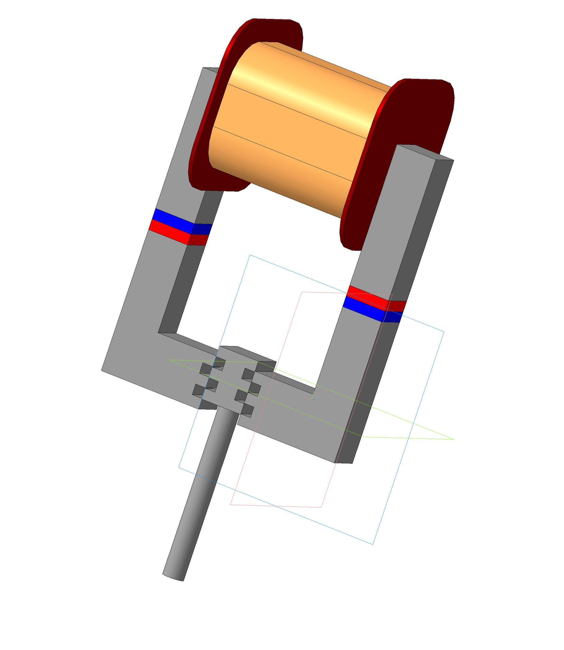 генератор игольчатых импульсов схема