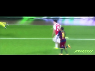 Hector Bellerin vs Jordi Alba