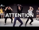 1Million dance studio Attention - Charlie Puth  Beginners Class