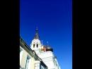 Колокола зазывают на Вечернюю... Свято-Пантелеймоновский монастырь