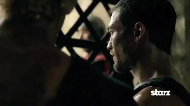 Спартак. Кровь и песок (2011) сериал