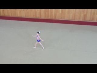 Наша гимнастка Самая лучшая