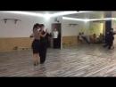 Резюме 19.07.2016 - Болео в сопровождении - Связка 1 (Михаил Чудин - Эльвира Кашкарова, урок аргентинское танго)