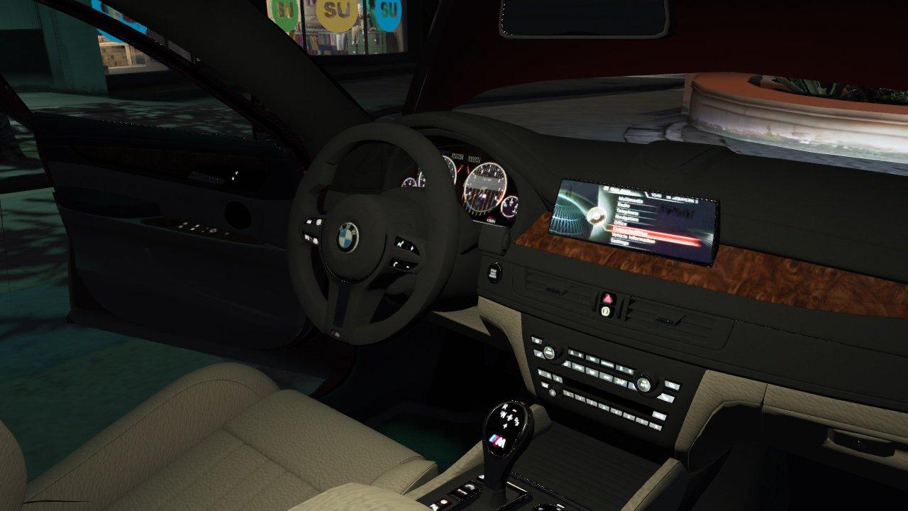 2016 BMW 750Li для GTA V - Скриншот 1
