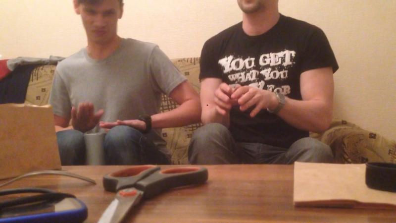 Васурчак и Пулатов - всратый кавер на Децела