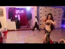 Восточный танец в ресторане DILIF
