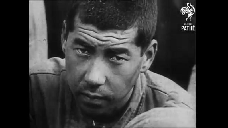 (Архив Пате) Вторжение Германии в СССР Июня 1941 ч.2