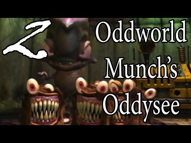 МАНЧ МОЖЕТ СПРАВИТЬСЯ И САМ! =let's play= Oddworld: Munch's Oddysee. Part 2 (Полное прохождение)