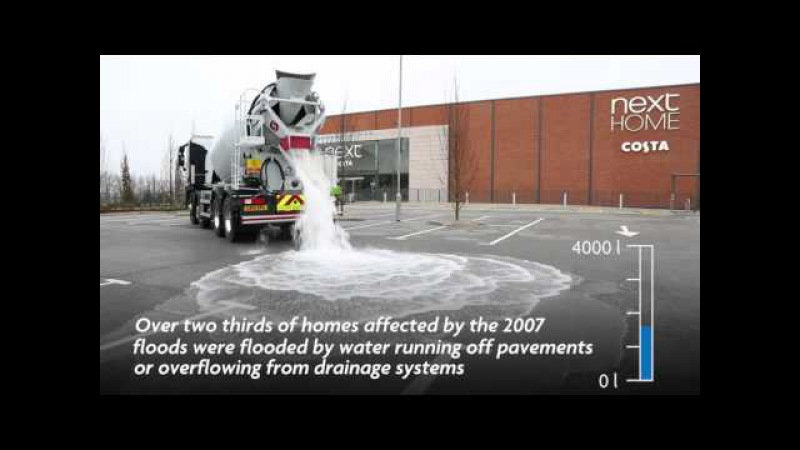Tarmac Topmix Permeable | The ultimate permeable concrete system