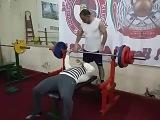 06122016 - Ateks Motivator  Bench press 110 kgs x 10 reps