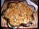 Салат Обжорка с Курицей — классический рецепт как приготовить