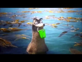 Finding Dory GERALD Best Moments [HD]