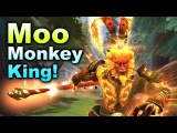 Balanced Monkey King + Arcana Godlike by Moo - 7.00 Dota 2