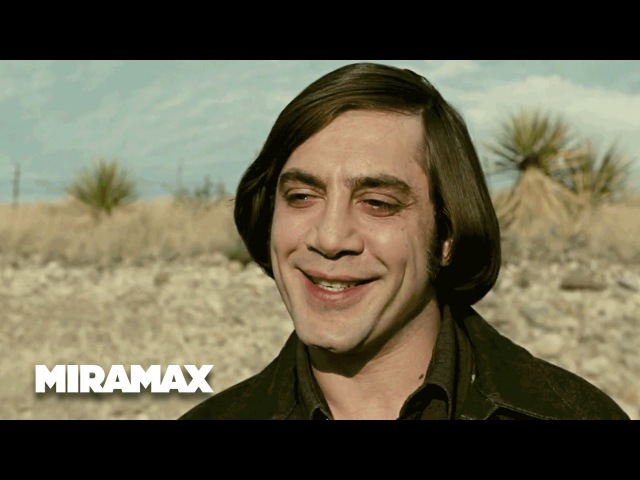 No Country for Old Men | The Deputy (HD) - Javier Bardem | MIRAMAX