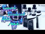 Обзор SMOK Skyhook RDTA 220W Kit + Конкурс Giveaway
