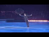 Art on Ice 2014 Kurt Browning - Singing in the rain
