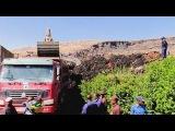В пригороде Аддис-Абебы люды погибли под лавиной бытовых отходов