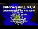 63 4 OFFENBARUNGEN DES GÖTTLICHEN MENSCHEN IHRE BESTIMMUNG ❤️ DAS DRITTE TESTAMENT ❤️